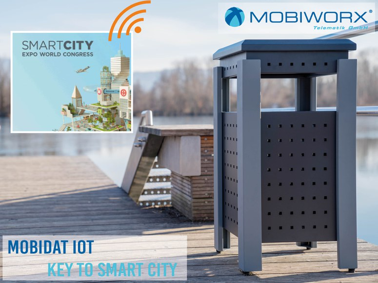 Smart Waste Container